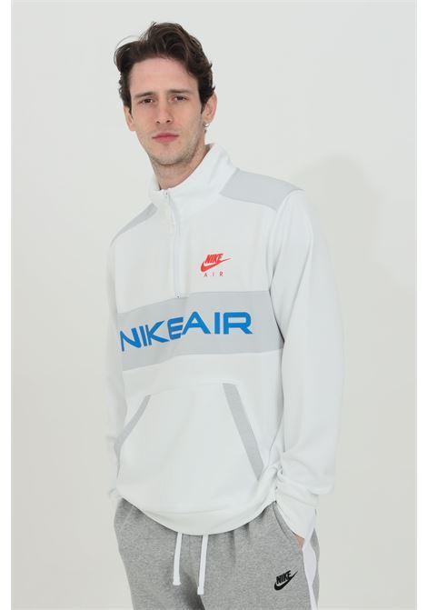 Sweatshirt with half zip and logo on the front NIKE | Sweatshirt | DA0203121
