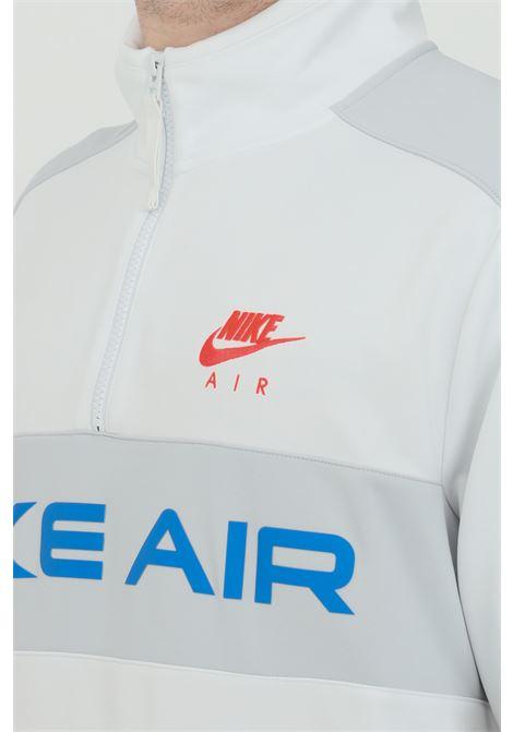 Sweatshirt with half zip and logo on the front NIKE   Sweatshirt   DA0203121
