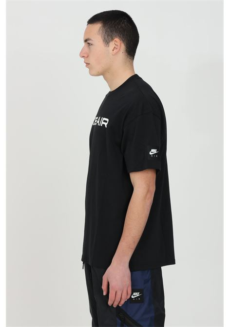 Crew neck T-shirt with logo on the front NIKE | T-shirt | DA0304010