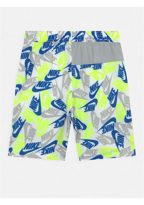 Shorts bambino fantasia grigio nike con stampa pattern all-over NIKE | Shorts | DA0853100