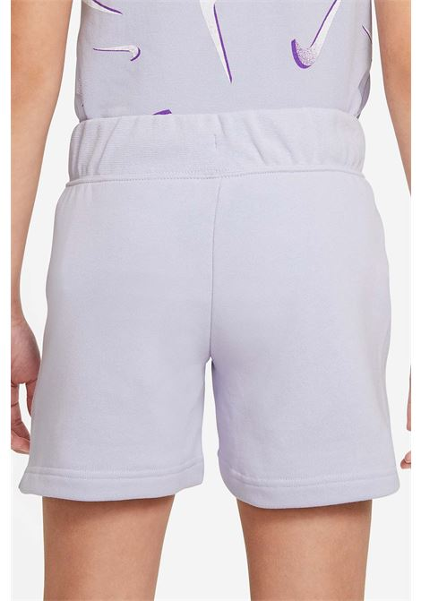Nike french terry solid color girl shorts NIKE | Shorts | DA1405572