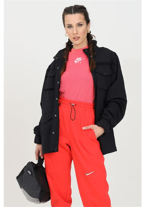 Giubbotto tech pack donna nero nike giacca a vento NIKE | Giubbotti | DA2326010