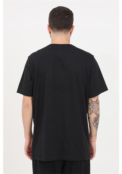 Black t-shirt with logo print on the front short sleeve nike NIKE | T-shirt | DB6470010
