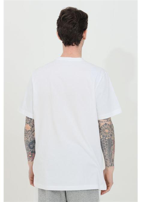 White t-shirt with laminated print short sleeve nike  NIKE   T-shirt   DB6527100