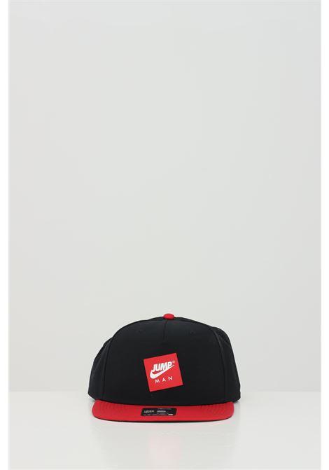 Cappello in cotone bicolore con ricamo frontale NIKE | Cappelli | DC3681010