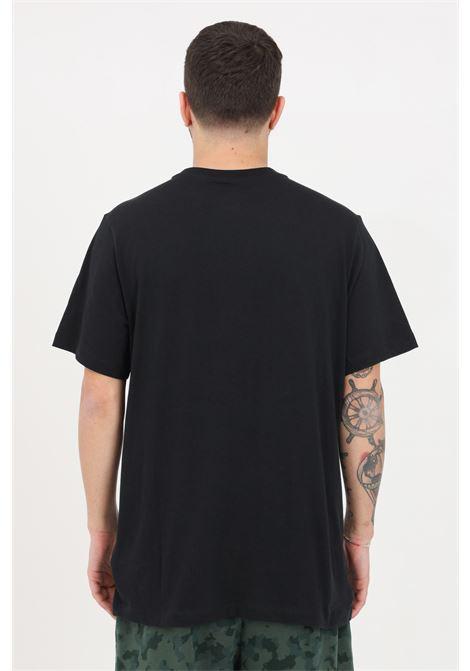 Black t-shirt with maxi logo short sleeve nike NIKE | T-shirt | DC5092010