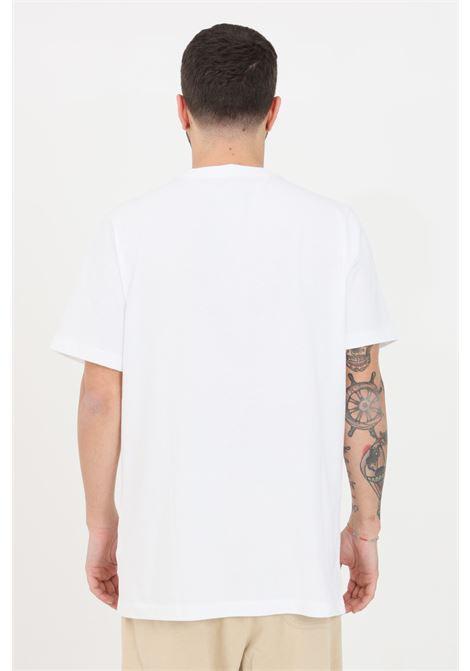 White t-shirt with maxi logo short sleeve nike NIKE | T-shirt | DC5092100