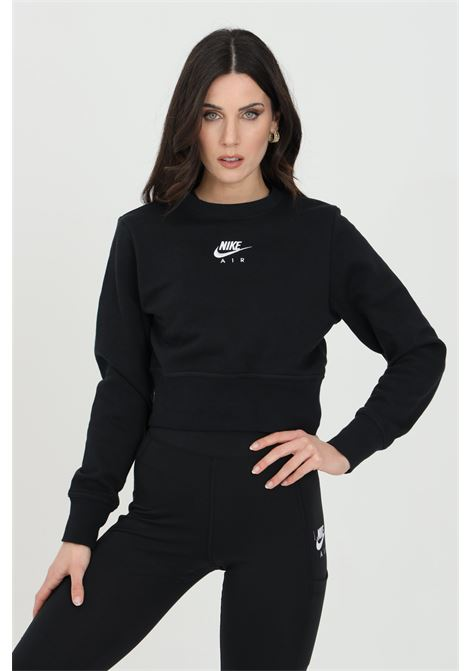 Sweatshirt with crop cut and spring at the waist NIKE | Sweatshirt | DC5296010