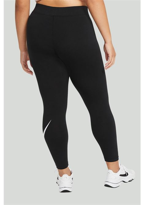 Mid-rise leggings with Plus size NIKE | Leggings | DC6934010