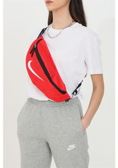 Red heritage swoosh pouch nike NIKE | Pouch | DC7343657