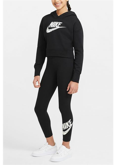 Leggings with front logo NIKE | Leggings | DC9761010