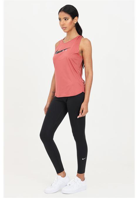 Leggings training one tights 2.0 donna nero nike NIKE | Leggings | DD0252010