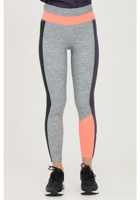 Leggings 7/8 one donna grigio nike NIKE | Leggings | DD0823077