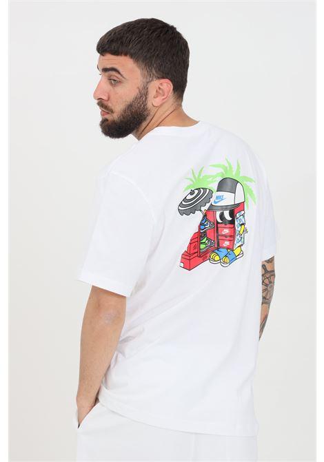 White t-shirt short sleeve nike NIKE | T-shirt | DD1260100