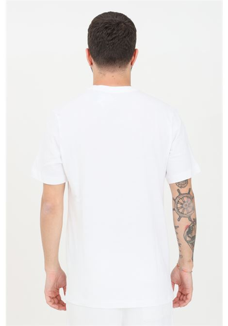 White t-shirt with maxi print on the front short sleeve nike NIKE | T-shirt | DD1280100