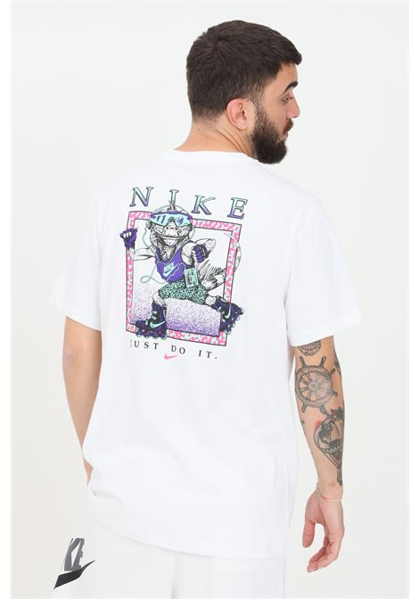 White t-shirt short sleeve nike NIKE | T-shirt | DD1284100