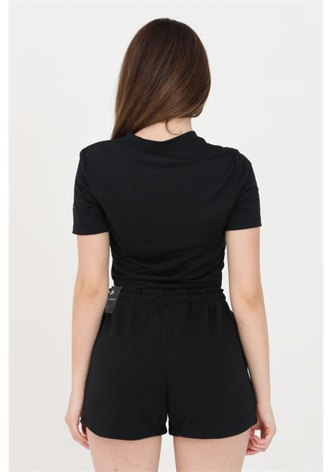 T-shirt donna nero nike a manica corta taglio crop NIKE | T-shirt | DD1487010