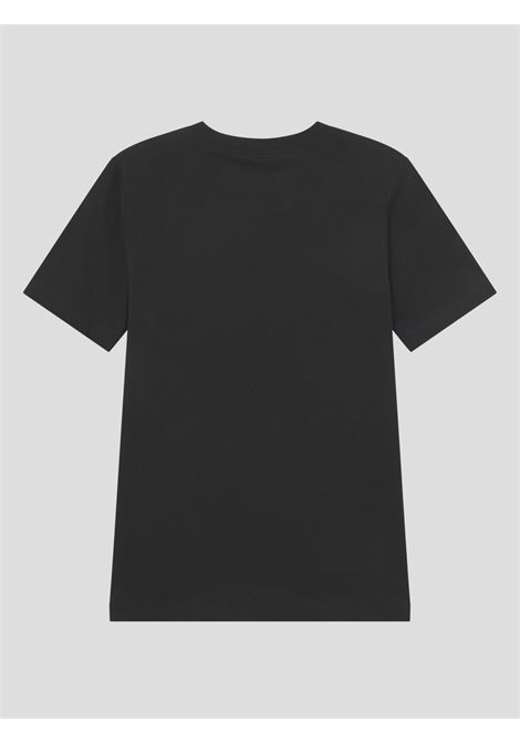 Black baby t-shirt with multicolor logo nike NIKE | T-shirt | DH6527010