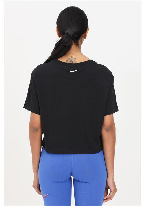 T-shirt donna nero nike a manica corta NIKE | T-shirt | DJ4125010