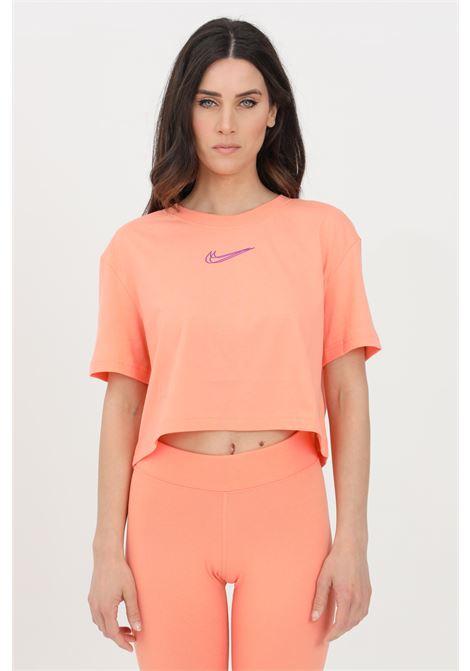 T-shirt donna rosa nike a manica corta NIKE | T-shirt | DJ4125693