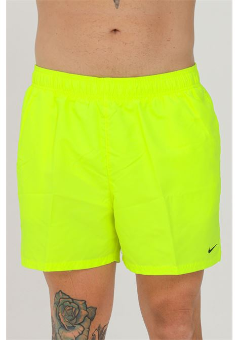 Yellow men's essentials lap 5 beach shorts nike NIKE   Beachwear   NESSA560-737737