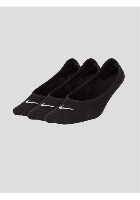 Unisex solid color nike socks with Everyday Lightweight logo NIKE | Socks | SX4863010