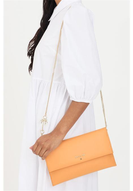 Orange women's bag with logo lettering patrizia pepe PATRIZIA PEPE | Bag | 2V5460-A9E2R717