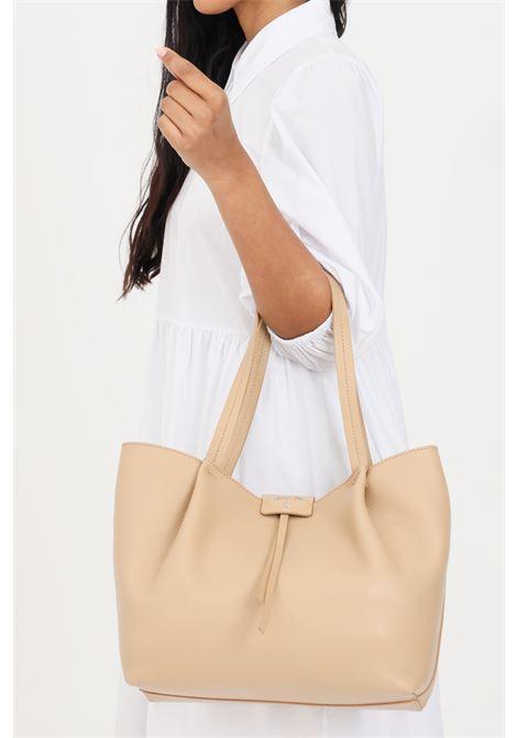 Shopper donna beige patrizia pepe con borsello estraibile PATRIZIA PEPE | Borse | 2V8895-A4U8NB685