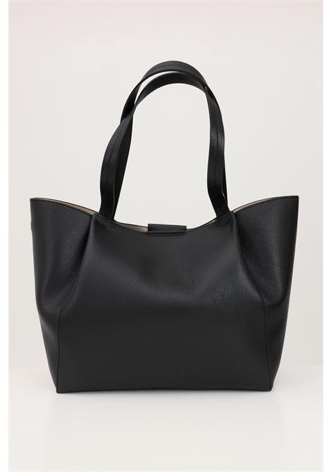 Shopper black patrizia pepe with removable purse.  PATRIZIA PEPE | Bag | 2V8895-A4U8NK103