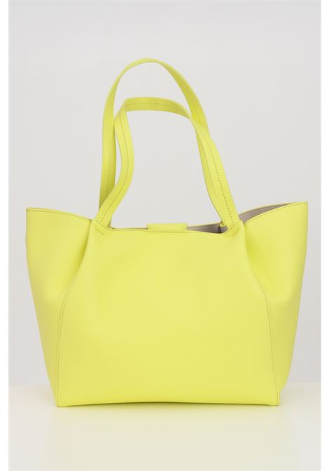 Shopper donna gialla patrizia pepe con borsello estraibile PATRIZIA PEPE | Borse | 2V8895-A4U8NY397
