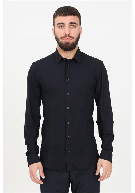 Black men's shirt elegant model patrizia pepe PATRIZIA PEPE | Shirt | 5C055B-A8T5K102