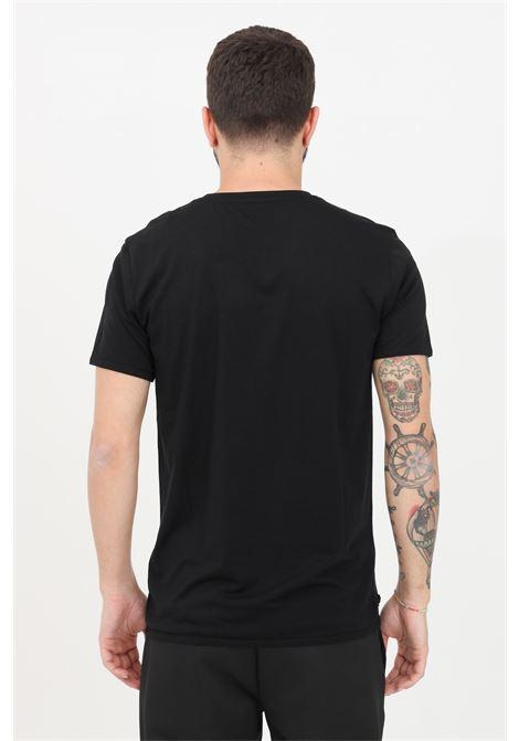 T-shirt man black patrizia pepper short sleeves  PATRIZIA PEPE | T-shirt | 5M1223-AT23K102