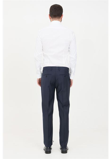 Blue men's trousers elegant model patrizia pepe PATRIZIA PEPE | Pants | 5P1225-A1WKC166