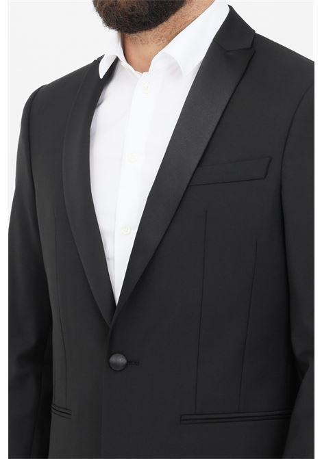 Black men's jacket patrizia pepe PATRIZIA PEPE | Blazer | 5S0661-A1WKREVERK102