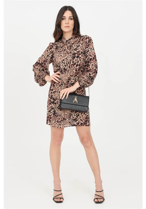 Animal short dress. Patrizia pepe PATRIZIA PEPE | Dress | 8A0852-A8V2B677