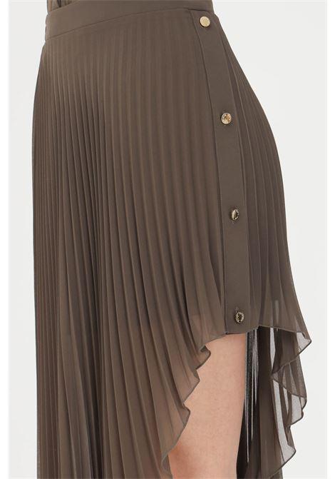 Green skirt with transparencies. Patrizia pepe PATRIZIA PEPE   Skirt   8G0221-A3ZQG507