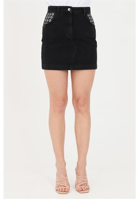 Black skirt. Patrizia pepe PATRIZIA PEPE | Skirt | 8J0973-A1WZNK406