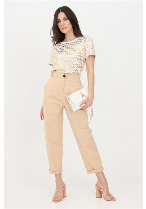Pink trousers, elegant model. Patrizia pepe  PATRIZIA PEPE | Pants | 8P0320-A8U1B699