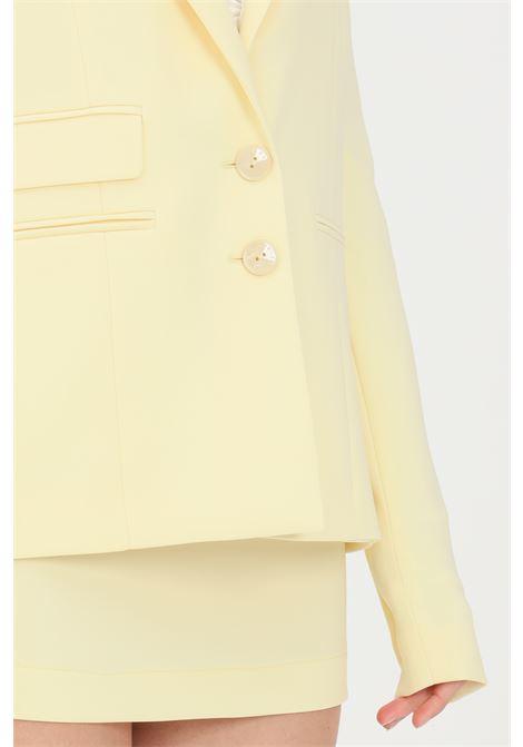 Giacca donna giallo patrizia pepe PATRIZIA PEPE | Giacche | 8S0355-A6F5Y394
