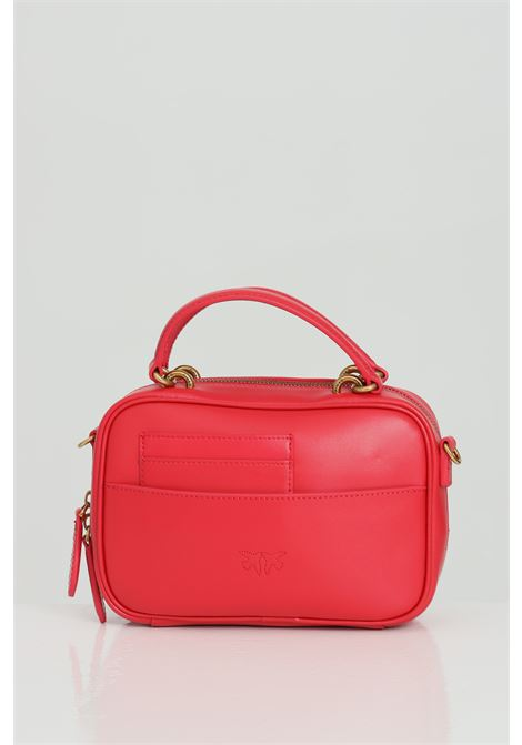 Clutch bag with shoulder strap and handles PINKO | Bag | 1P221U-Y6XTR43