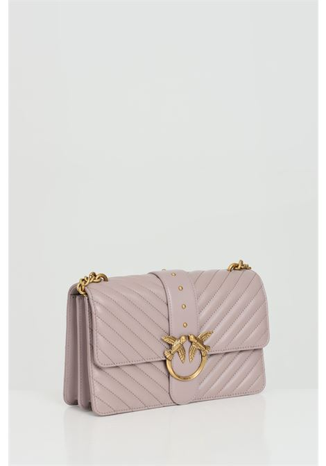 Quilted bag with chain shoulder strap PINKO | Bag | 1P221Z-Y6XVN63