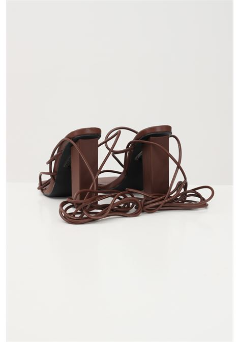 Brown women's mollie chocolate sandals public desire PUBLIC DESIRE | Party Shoes | MOLLIECHOCOLATE
