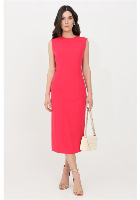 Coral long dress stefano de lellis STEFANO DE LELLIS | Dress | 10ELETTRAFUXIA