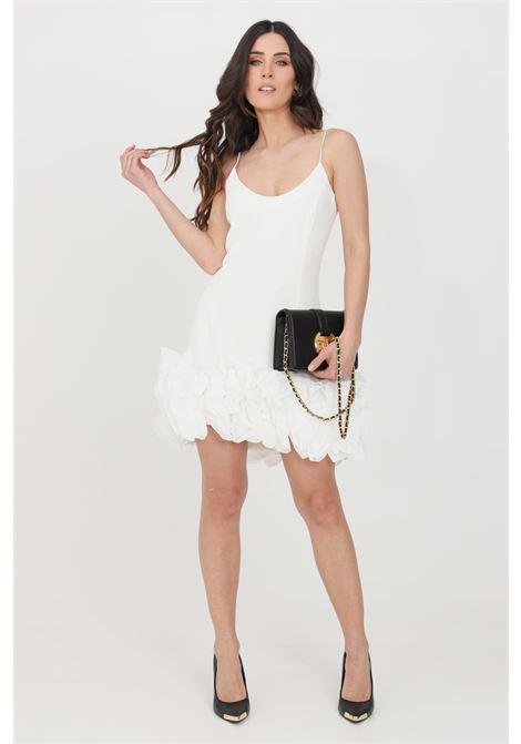 White short dress stefano de lellis STEFANO DE LELLIS | Dress | 13DEBORABIANCO