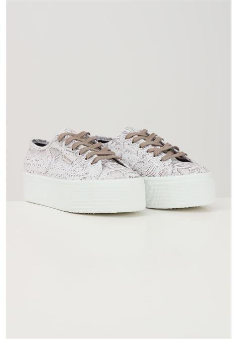 Women's snake superga 2790 print sneakers SUPERGA | Sneakers | S11317WA3S.