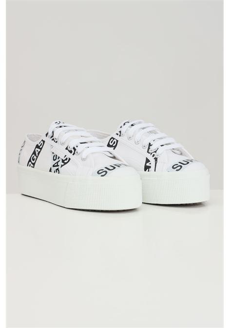 Sneakers donna lettering superga 2790 tape jellysole SUPERGA | Sneakers | S41161WA0O