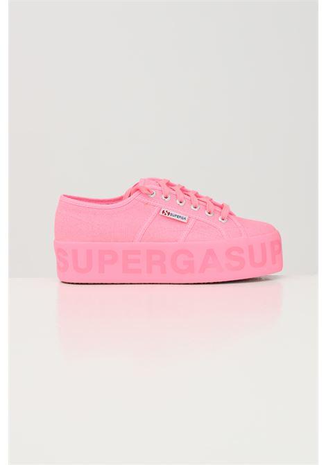 Sneakers donna fucsia superga SUPERGA | Sneakers | S71161WAAD