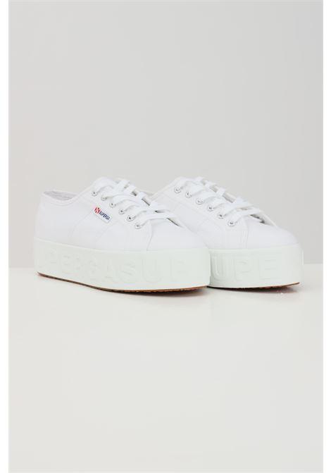 Sneakers donna bianco superga SUPERGA | Sneakers | S71183W901