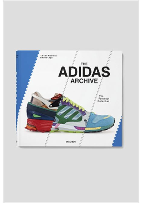 The Adidas archive. The footwear collection. Book. Taschen TASCHEN |  | ADIDAS ARCHIVE.