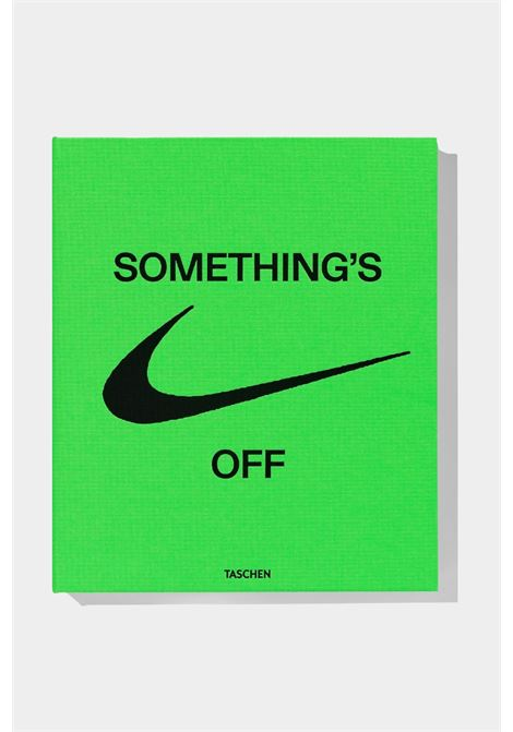 Virgil Abloh Icons Something's off. Book. Taschen TASCHEN |  | VIRGIL ABLOH NIKE (GB)-VA-